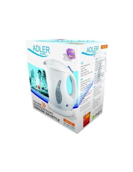 Hervidor de viaje eléctrico 0,6L Adler