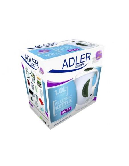 Hervidor eléctrico 1L Adler