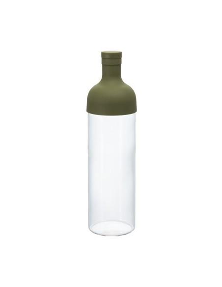 Botella para Té frío verde