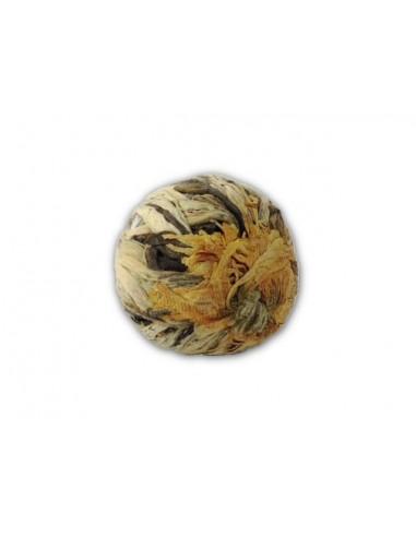 Flor de Té Verde Golden Fortune Ball