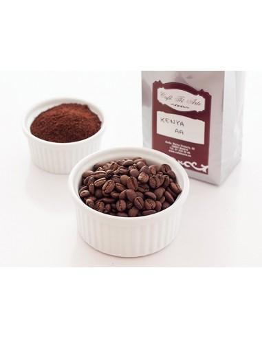 Café de Kenia arábico natural
