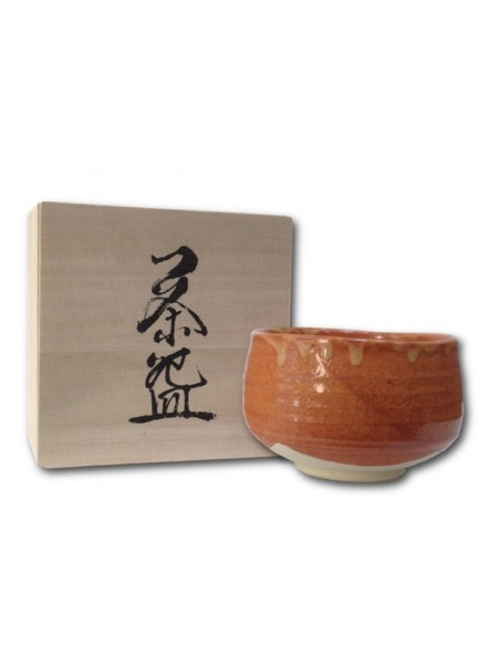 Cuenco japonés de Matcha Genki