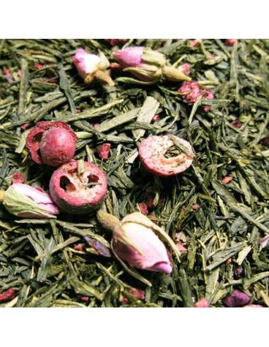 Té verde Cranberry