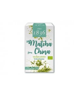 Matcha monodosis Taishan