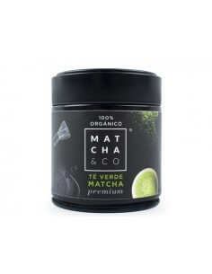 Té verde Matcha Japonés Edición Limitada