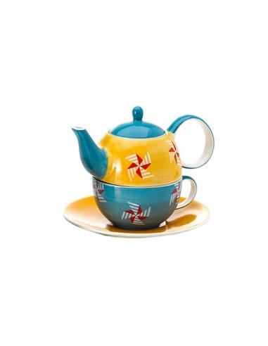 Tea For One Skalle