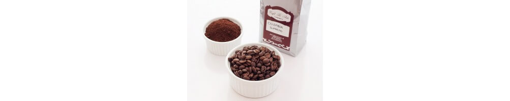 Comprar Café natural en grano o molido al mejor precio
