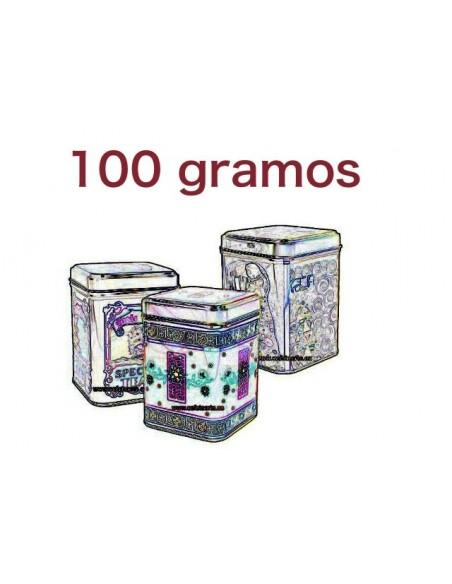 Latas de Té 100gr