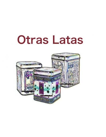 Otras latas de Té