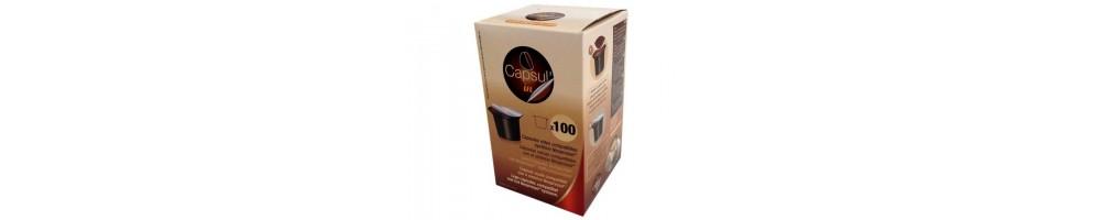 Comprar Cápsulas compatibles Nespresso