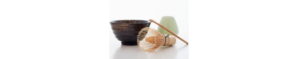Comprar Té Matcha y complementos ceremonia japonesa