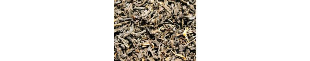 Comprar Té negro puro de diferentes orígenes. Té Chino, indio africano