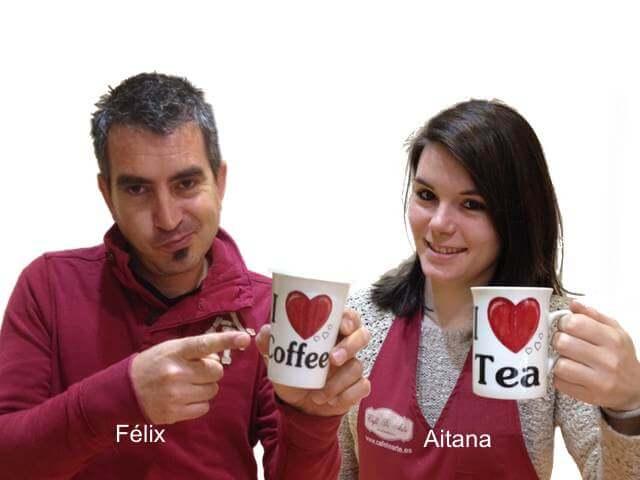 Félix y Aitana