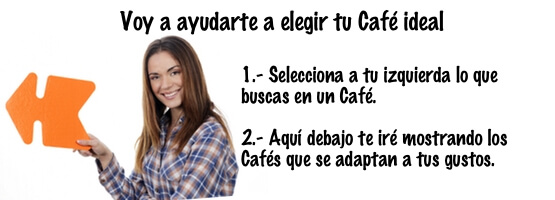 Buscador de tu Café ideal
