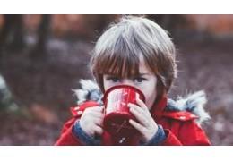 ¿Los niños pueden tomar té?