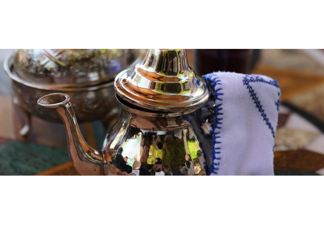 ¿Cómo se prepara un Té Moruno?